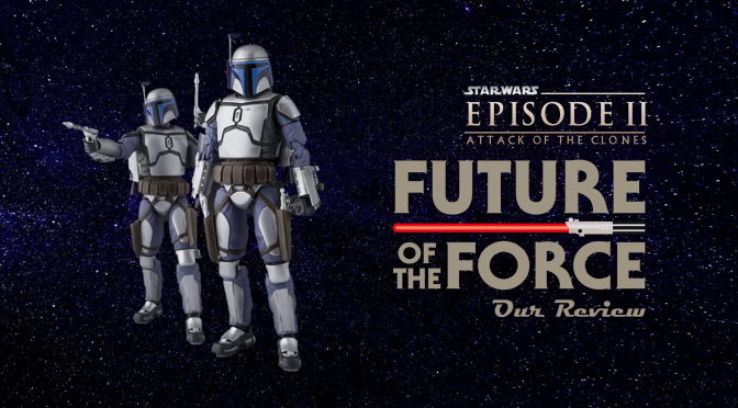 S.H. Figuarts Kids Review | Jango Fett (Star Wars: Attack of the Clones)