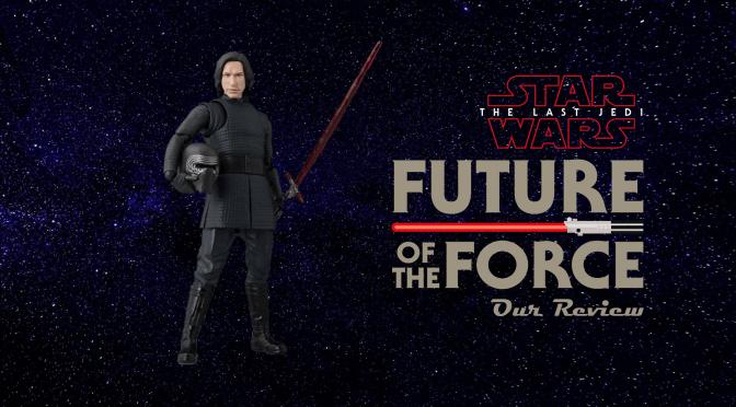 S.H. Figuarts Review | Kylo Ren (The Last Jedi)