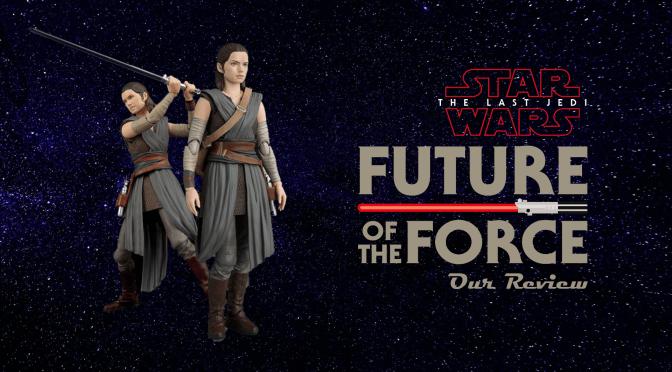 S.H. Figuarts Review |Rey (The Last Jedi)