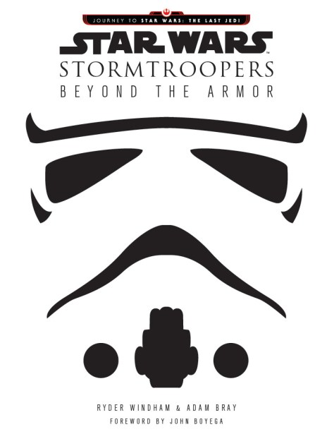 Star Wars Stormtroopers Book Cover