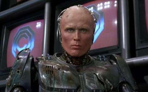 Robocop Peter Weller