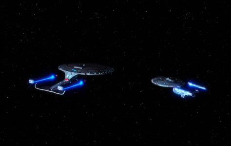 TREK OF THE WEEK Yeserday's Enterprise 1