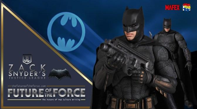 Batman Mafex Review - Zack Snyder's Justice League