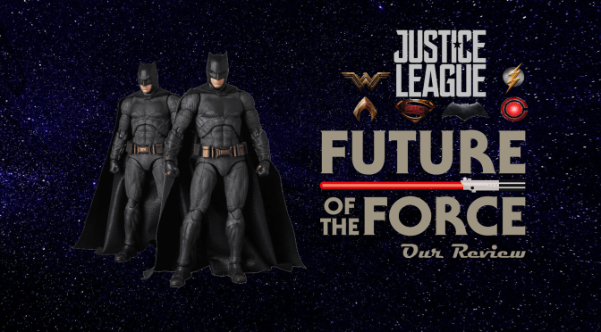 Justice League Review | Batman MAFEX (Medicom)