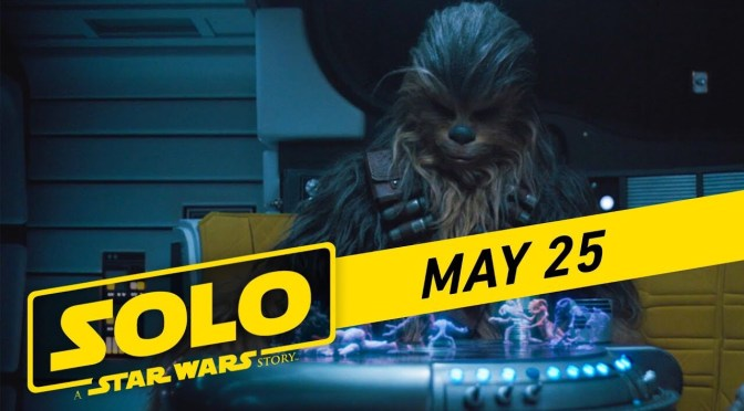 "Solo: A Star Wars Story | ""Holochess"" Clip"