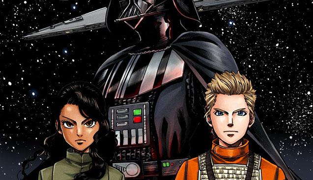 Star Wars: Lost Stars Manga Volume 1 | Highlights