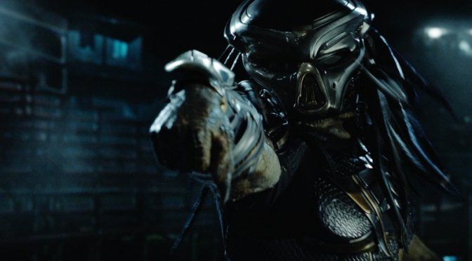 The Predator Trailer Arrives