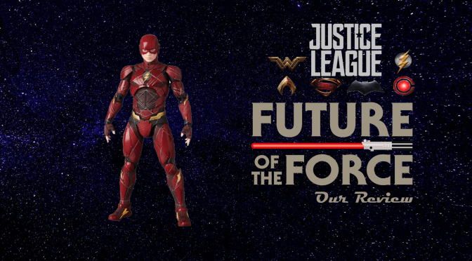 Justice League Review | The Flash MAFEX