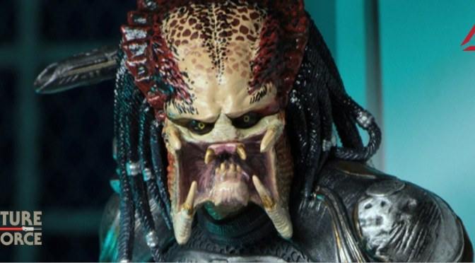NECA | The Ultimate Fugitive Predator Action Figure From The PREDATOR Unveiled