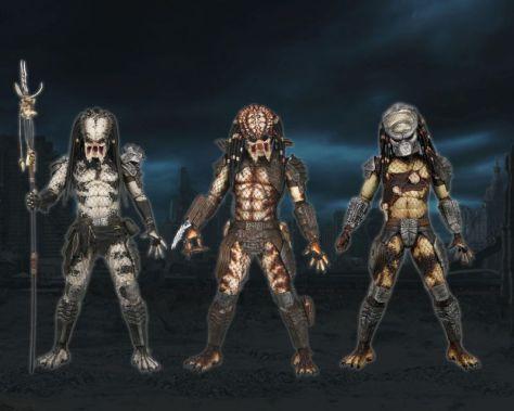 NECA | The Ultimate Fugitive Predator Action Figure Unveiled