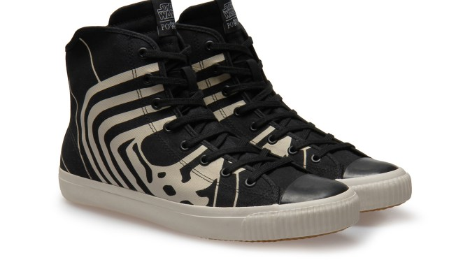 Po-Zu   New Kylo Ren Sneakers Announced