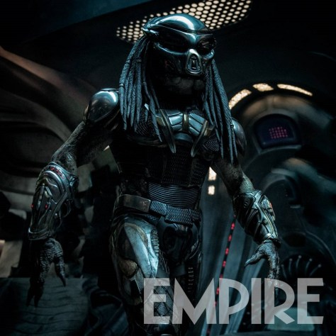The Predator's New Armour is Unveiled in These Incredible New Images