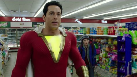 Shazam | Embrace the Power of Innocence in the SDCC DC Universe Trailer