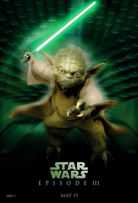 FOTF Flashback   The Posters of Star Wars: Revenge of the Sith