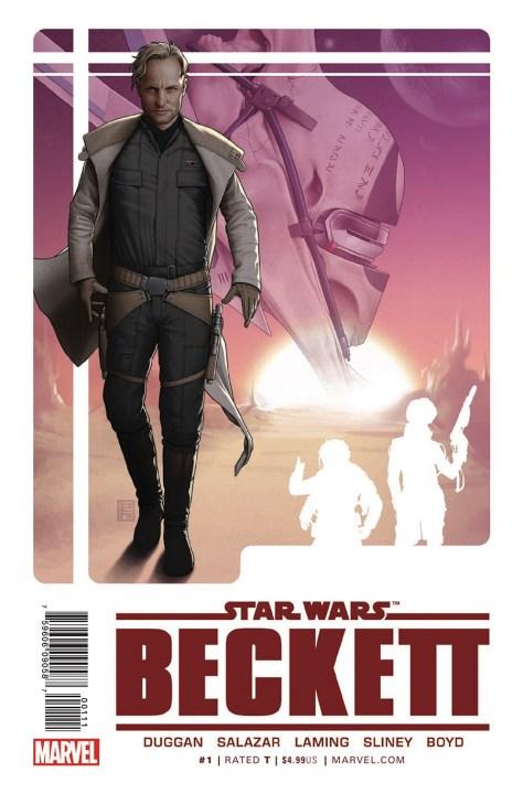 Star Wars Beckett Special Focus