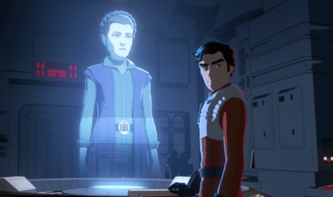 Star Wars: Resistance Featurette | Meet Team Fireball