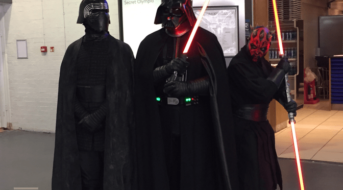 London Film & Comic Con | Cosplay Round-Up