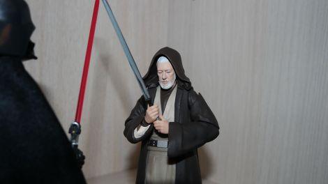 S.H. Figuarts Review   Obi-Wan Kenobi (A New Hope)