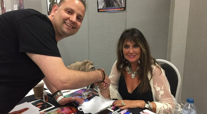 Caroline Munro | At the Earth's Core and More (Exclusive Interview)