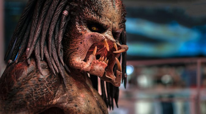 The Predator Is Back…Again!