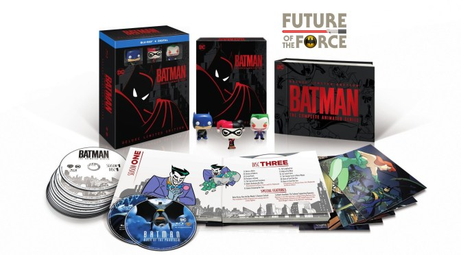 First Look | Batman: The Animated Series – HD Remastered Opening Title