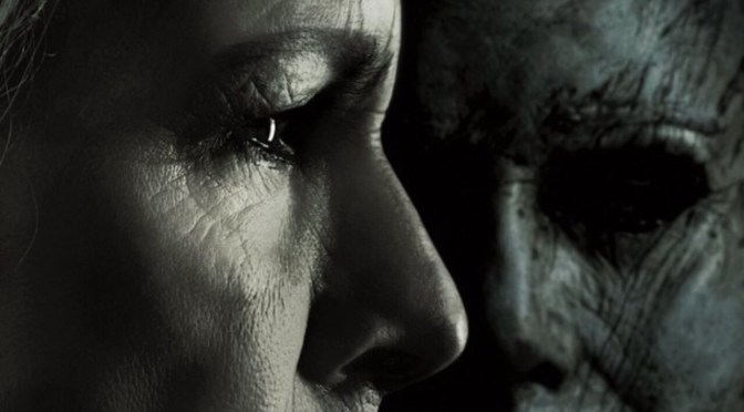 ‪Halloween | Jamie Lee Curtis Faces Her Fate In New Poster