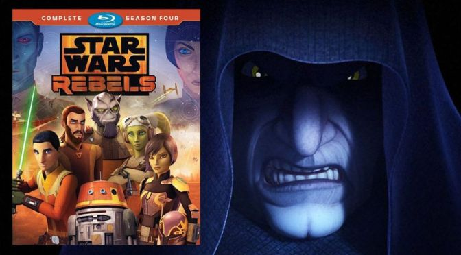 The Final Season of Star Wars: Rebels is Finally Heading to Blu-Ray