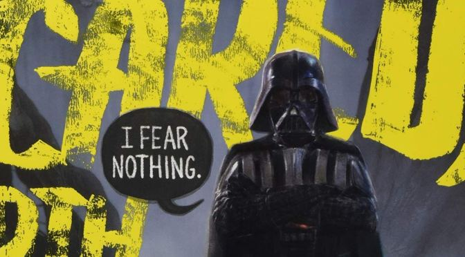 FOTF Kid's Corner | Review: Are You Scared, Darth Vader?