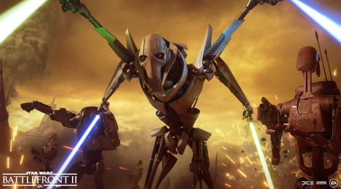 First Look | General Grievous is Arriving on Star Wars: Battlefront II on October 30!