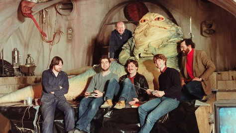 Book Review   The Moviemaking Magic of Star Wars: Creatures + Aliens