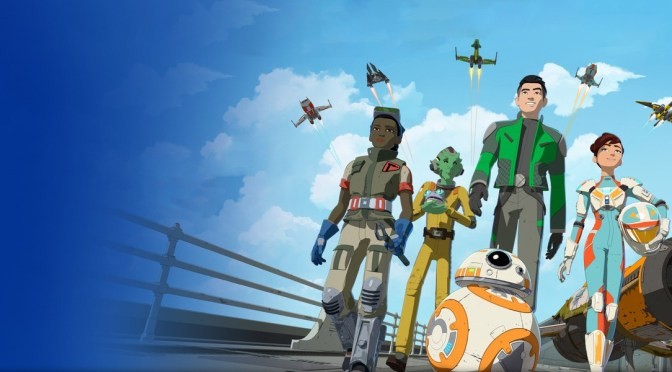 TV Review | Star Wars: Resistance – The High Tower