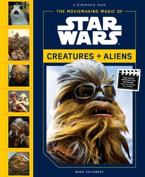 Book Review | The Moviemaking Magic of Star Wars: Creatures + Aliens