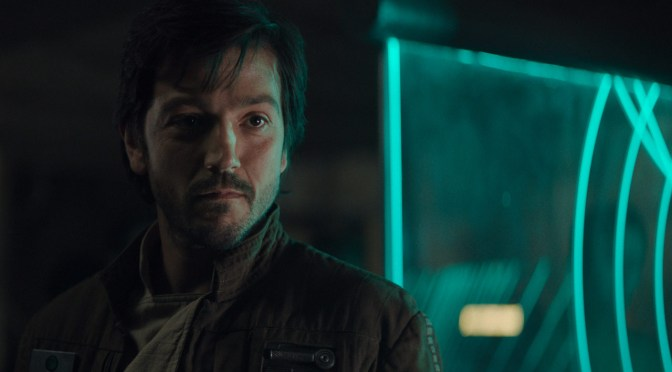 Star Wars | Cassian Andor Live-Action Series Announced