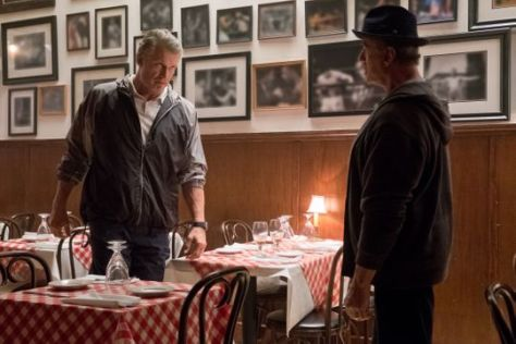 Drago and Rocky in Creed 2