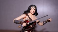 FOTF Mafex Medicom Wonder Woman Review 3