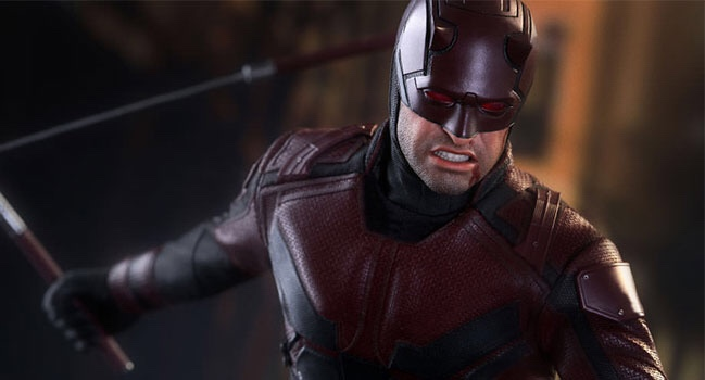 Marvel Issues Statement Regarding Daredevil's Cancellation