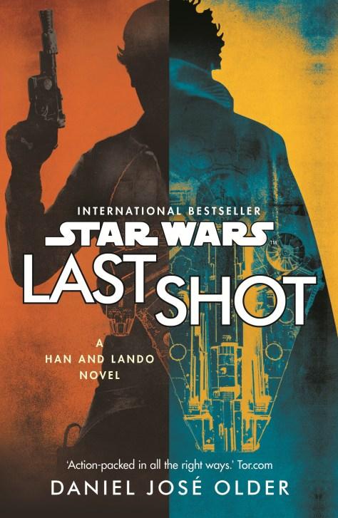Book Review | Star Wars: Last Shot