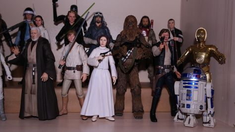 S.H. Figuarts Review | Princess Leia: Star Wars A New Hope