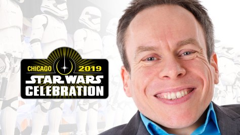 Warwick Davis to Host Star Wars Celebration Chicago 2019