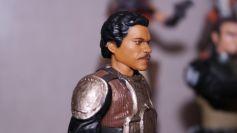 FOTF Star Wars Black Series Lando Calrissian (Skiff Guard) Review 13