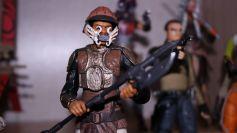 FOTF Star Wars Black Series Lando Calrissian (Skiff Guard) Review 5