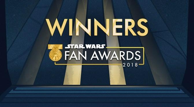 The Star Wars Show | The Star Wars Fan Awards 2018