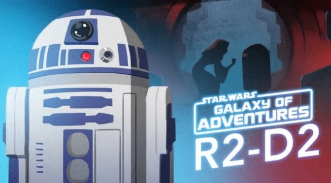 "Star Wars: Galaxy of Adventures | R2-D2 ""A Loyal Droid"""