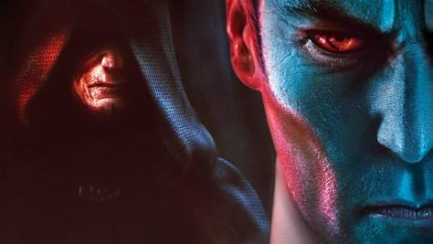 Star Wars: Thrawn Treason Announced