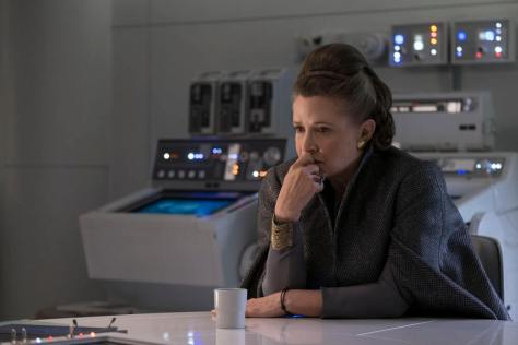 Star Wars | Todd Fisher Discusses Carrie Fisher's Involvement in Episode IX