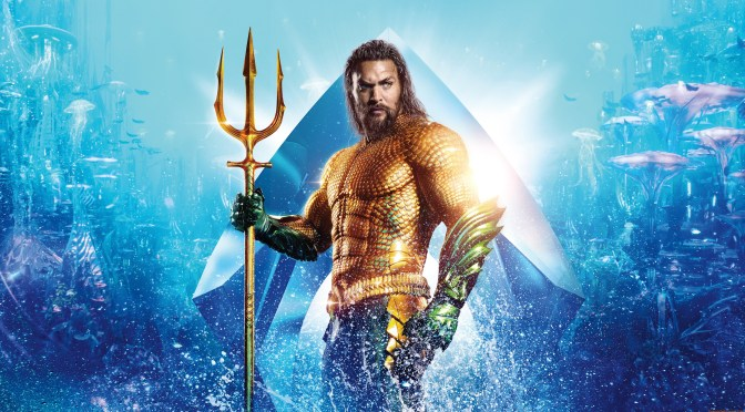 Aquaman Breaks the $200 Million Domestic Barrier Surpassing Wonder Woman