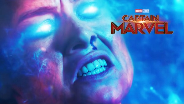 Captain Marvel | Brie Larson Reveals Her Powers in Marvel's Awesome New Trailer and Featurette