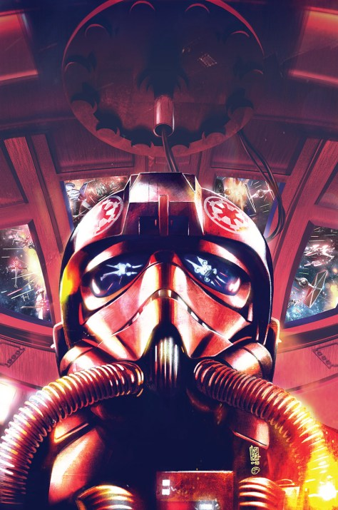Star Wars |New TIE Fighter Series and Alphabet Squadron Novel Announced
