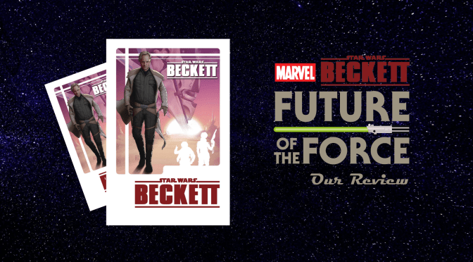 Comic Review | Star Wars: Beckett