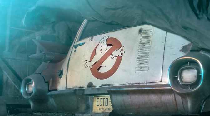 Jason Reitman's Ghostbusters Sequel Already Has a Teaser Trailer!
